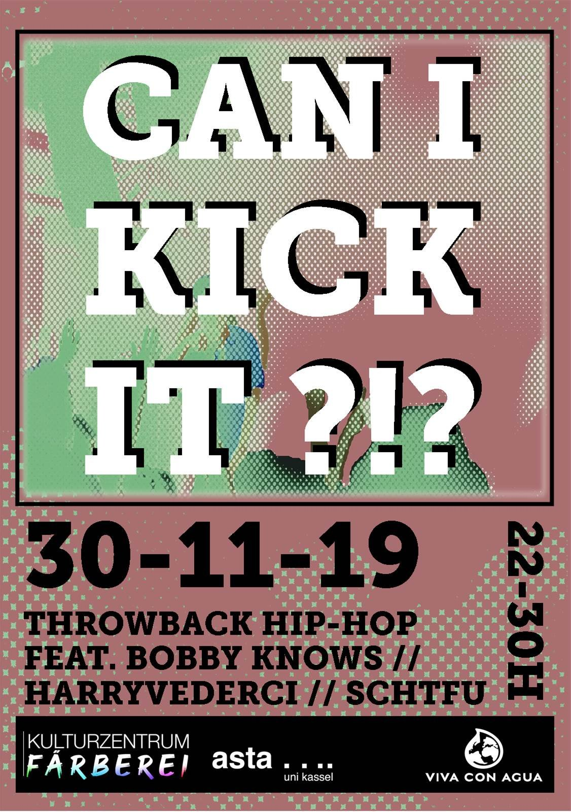 Can I Kick It _VCA party
