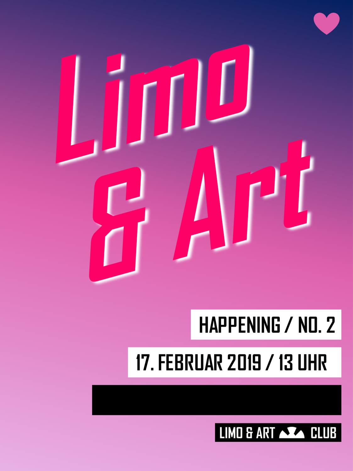 LIMO & ART Club Party No.2